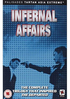 Infernal Affairs - The Trilogy (Subtitled) (Three Discs)