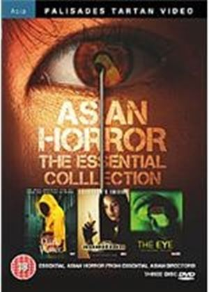 Asian Horror Collection - Audition / Dark Water / The Eye