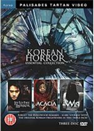 Korean Horror Collection - Into The Mirror / Acacia / The Wig