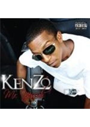 Kenzo - Mr Yessuh (Music CD)