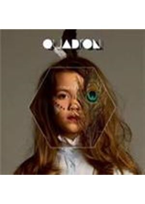 Quadron - Quadron (Music CD)