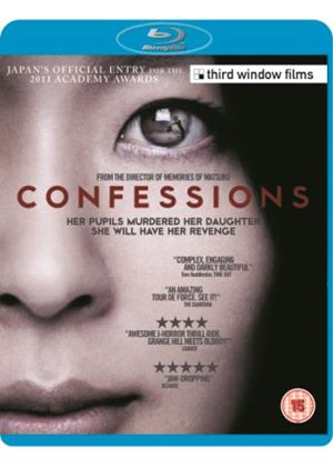 Confessions (Blu-ray)