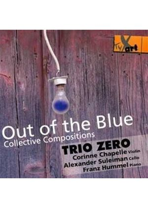 Out of the Blue Collective Compositions (Music CD)