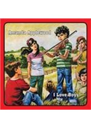 Amanda Applewood - I Love Boys (Music CD)