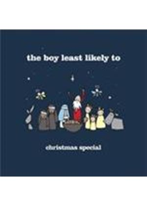 Boy Least Likely To (The) - Christmas Special (Music CD)
