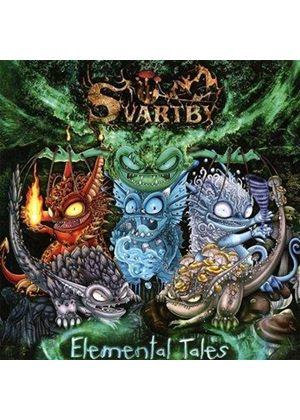 Svartby - Elemental (Music CD)