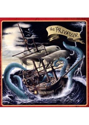 Privateer - Facing the Tempest (Music CD)