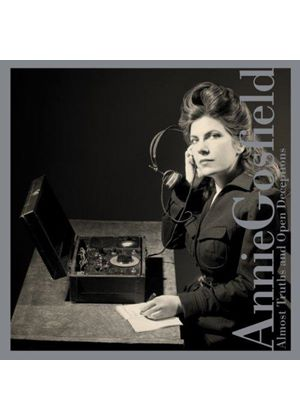 Annie Gosfield - Annie Gosfield (Almost Truths and Open Deceptions) (Music CD)