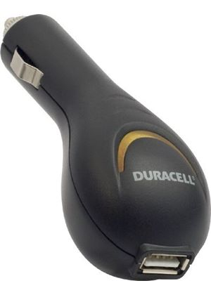 Duracell Universal Multi Car Charger