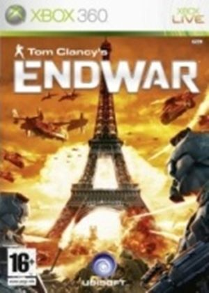 Tom Clancys End War (Xbox 360)