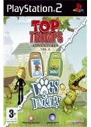 Top Trumps: Dogs & Dinosaurs (PS2)