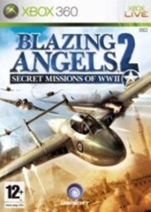 Blazing Angels 2 Secret Missions (Xbox 360)