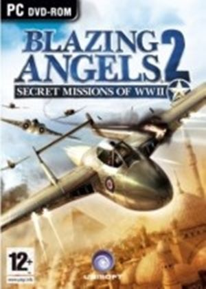 Blazing Angels 2 Secret Missions (PC DVD)
