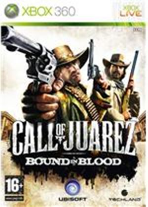 Call of Juarez - Bound in Blood (XBox 360)