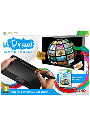 uDraw Games Tablet Including Instant Art (XBox 360)