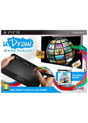 uDraw Games Tablet Including Instant Art (PS3)