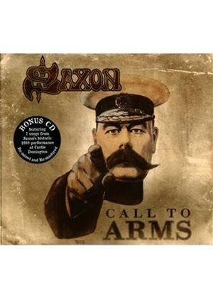 Saxon - Call to Arms (Music CD)