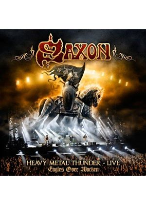 Saxon - Heavy Metal Thunder - Live (Eagles Over Wacken/Live Recording) (Music CD)