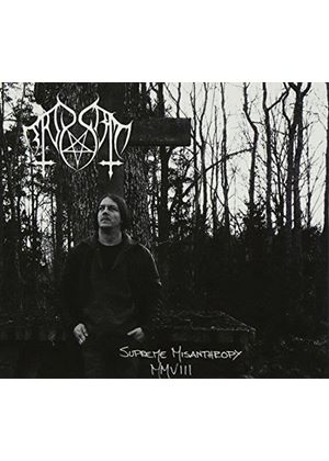Blodsrit - Supreme Misanthopy (Music CD)