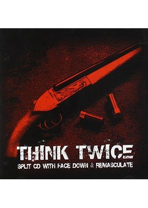 Face Down - Think Twice (Music CD)
