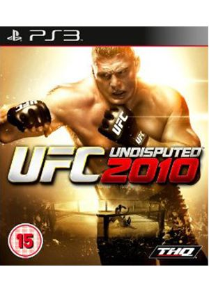 UFC - 2010 Undisputed (PS3)