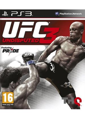 UFC - Undisputed 3 (PS3)
