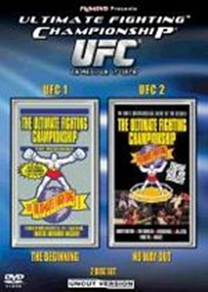 UFC Ultimate Fighting Championship 1 - The Beginning