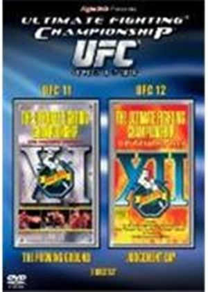 UFC Ultimate Fighting Championship 11 / Ultimate Fighting Championship 12