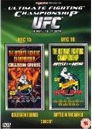 UFC Ultimate Fighting Championship 15 / Ultimate Fighting Championship 16(2 Disc)