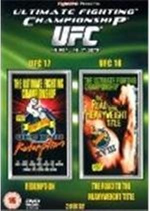 UFC Ultimate Fighting Championship 17 and 18