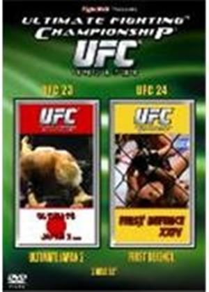 UFC Ultimate Fighting Championship 23 & 24