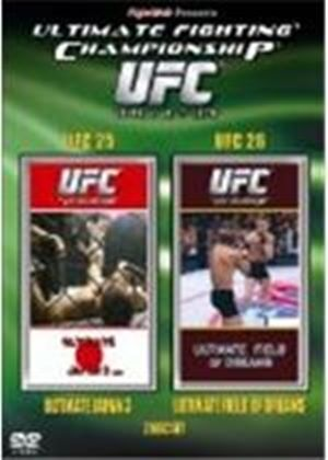 UFC Ultimate Fighting Championship 25 & 26