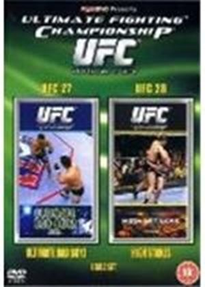 UFC Ultimate Fighting Championship 27 & 28