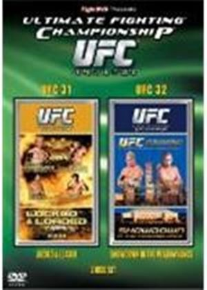 UFC Ultimate Fighting Championship 31 & 32