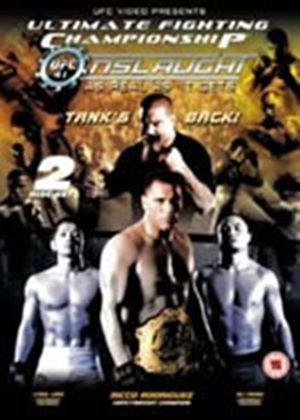 UFC Ultimate Fighting Championship 41 - Onslaught (Two Discs)