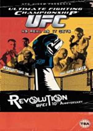 UFC Ultimate Fighting Championship 45 - Revolution