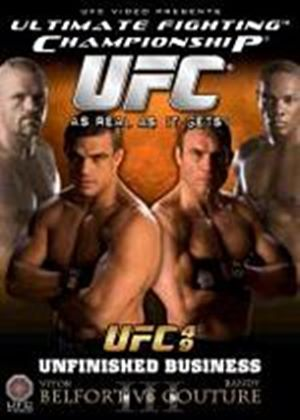 UFC Ultimate Fighting Championship 49