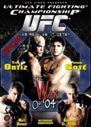 UFC Ultimate Fighting Championship 50