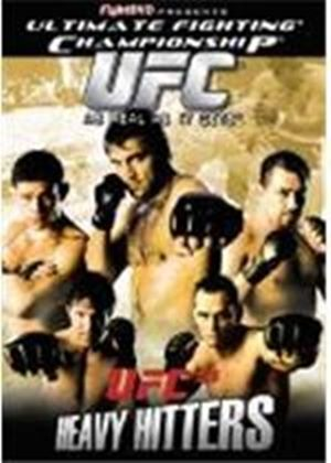 UFC Ultimate Fighting Championship 53 - Heavy Hitters