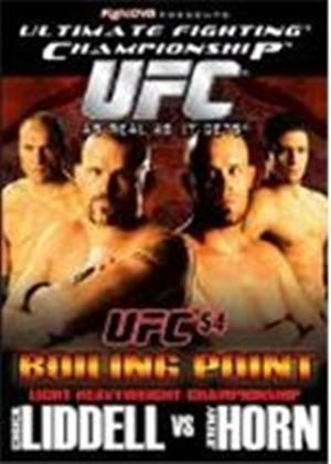 UFC Ultimate Fighting Championship 54 - Boiling Point