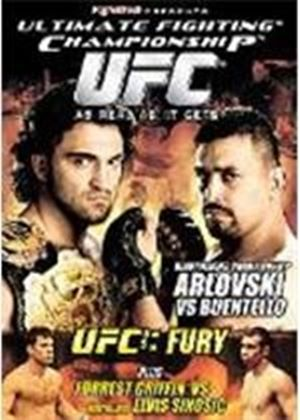 UFC Ultimate Fighting Championship 55 - Fury