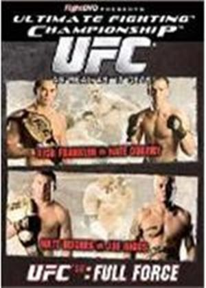 UFC Ultimate Fighting Championship 56 - Full Force