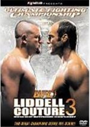 UFC Ultimate Fighting Championship 57 - Liddell vs Couture 3