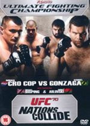 UFC Ultimate Fighting Championship 70 - Nations Collide