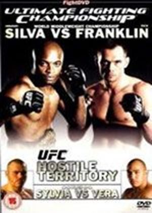 UFC Ultimate Fighting Championship 77 - Hostile Territory