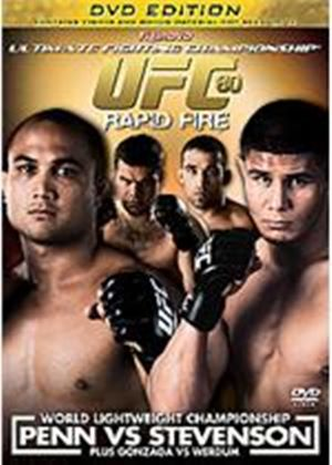 Ultimate Fighting Championship 80 - Rapid Fire (UFC)