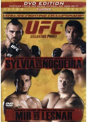 Ultimate Fighting Championship 81 - Breaking Point (UFC)