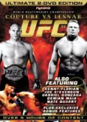 UFC Ultimate Fighting Championship - Ufc 91 - Couture Vs Lesnar