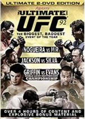 UFC Ultimate Fighting Championship - Ufc 92 - The Ultimate 2008