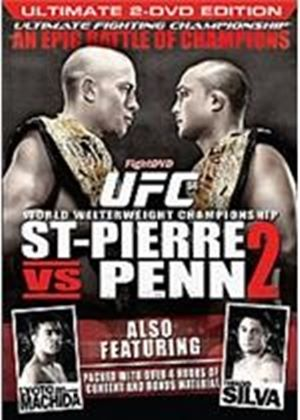 UFC Ultimate Fighting Championship - Ufc 94 - St. Pierre Vs Penn 2